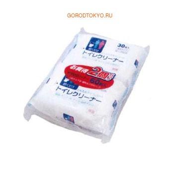 Life-do Влажные салфетки с антибактериальным эффектом, для уборки в туалете, 2х30 шт.