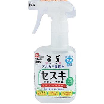LEC «Super Fall» Универсальный спрей для удаления жировых загрязнений со всех видов поверхностей, в том числе и одежды, 320 мл.