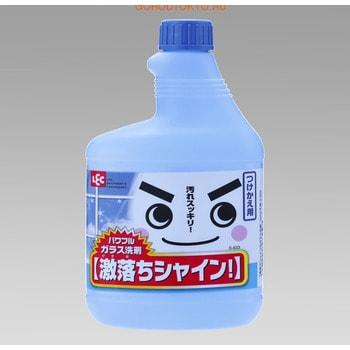 Фото LEC Моющее средство для стекол, на основе щелочной воды, с дезинфицирующим эффектом, спрей, 520 мл, сменная упаковка.. Купить в РФ