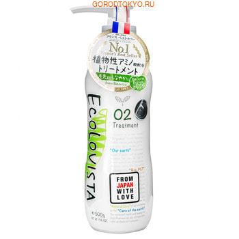 ECOLOVISTA «Smooth Repair» Бальзам-кондиционер для волос «Восстановление», 500 мл.