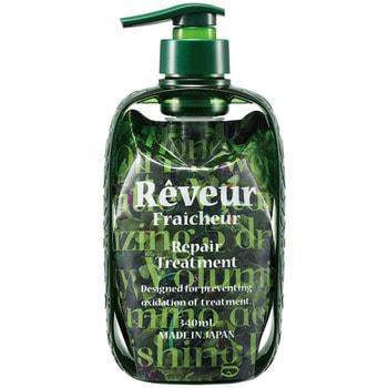 Купить со скидкой Japan Gateway «Reveur Fraicheur Repair» «Живой» Кондиционер для восстановления повреждённых волос, 3