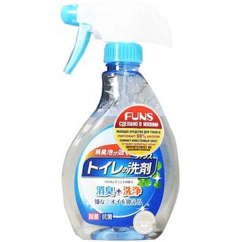 DAIICHI «Funs» Средство моющее для туалета, с ароматом мяты, 380 мл.