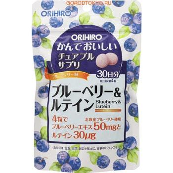ORIHIRO БАД Комплекс для глаз «Орихиро», 120 таблеток. orihiro элеутерококк 400 таблеток