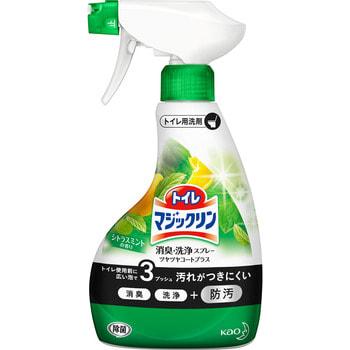 """KAO """"Magiclean Toilet"""" Моющее средство для туалета с дезодорирующим эффектом, мятно-цитрусовый аромат, спрей 380 мл. (фото)"""