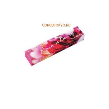 Lotte Lotte Glamatic Жевательная резинка со вкусом ягод и роз, мягкая упаковка, 14 шт. lotte 10 18 90g