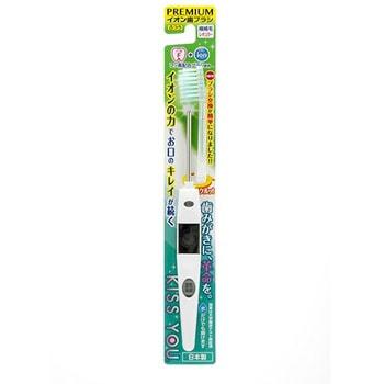 Hukuba Dental Ионная зубная щётка с фтором классическая, средней жёсткости, ручка + 1 головка.