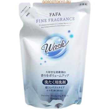 NISSAN Жидкое средство для стирки белья с кондиционером и антибактериальным эффектом, долговечный аромат «Прекрасные цветы», мягкая упаковка, 360 мл.
