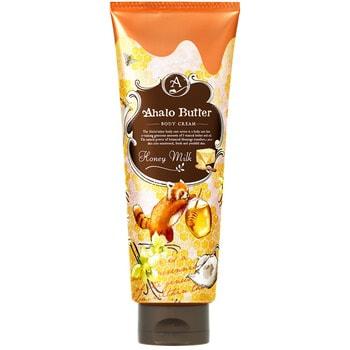 COSME COMPANY «Body Cream HM» Тающий крем для тела, с тропическими маслами, без силикона (с ароматом мёда, ванили и цитрусовых), 150 г.