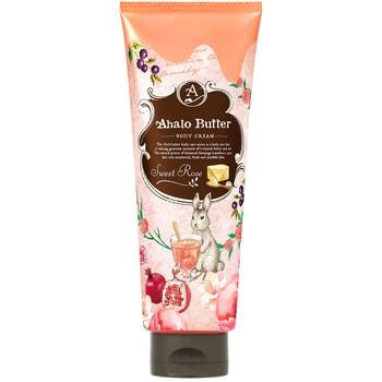 COSME COMPANY «Body Cream SR» Тающий крем для тела, с тропическими маслами, без силикона (с ароматом розы и свежих фруктов), 150 г.