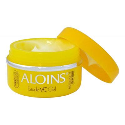 Aloins «Eaude VC Gel» Крем-гель для лица и тела с экстрактом алоэ и витамином С, 100 г.