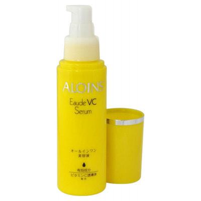 """Aloins """"Eaude VC Serum"""" Сыворотка для лица с экстрактом алоэ и витамином С, 100 мл. (фото)"""