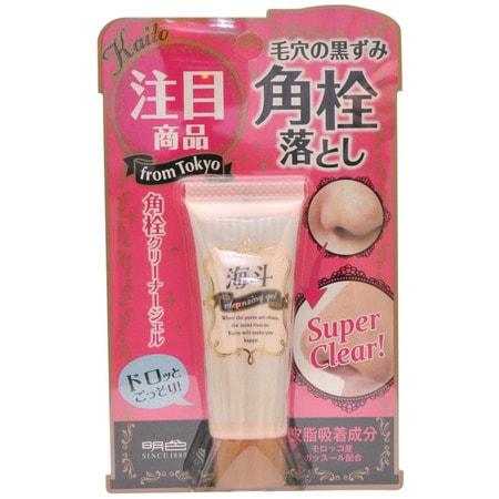 MEISHOKU «Porerina Cleansing Gel» Гель для очистки пор перед умыванием для жирной кожи, 15 г. (фото)