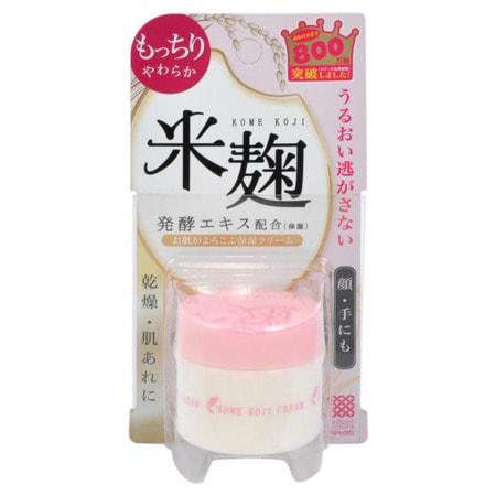 Meishoku Увлажняющий крем с экстрактом ферментированного риса, 30 г. (фото)