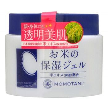 """Momotani """"Rice Moisture Cream"""" Увлажняющий крем с экстрактом риса (для лица и тела), 230 г."""