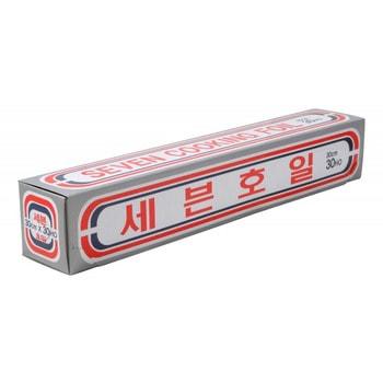 Купить со скидкой MyungJin Фольга алюминиевая, 30 см х 15 м.