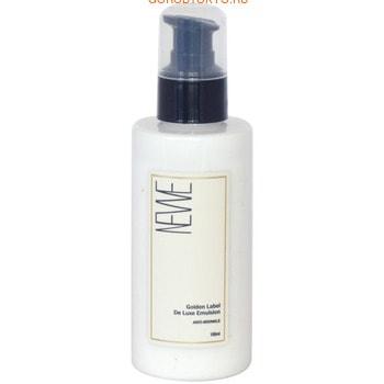 NEWE «Golden Label De Luxe Emulsion Anti-Wrinkle» Антивозрастная эмульсия для лица с частицами золота, 150 мл.