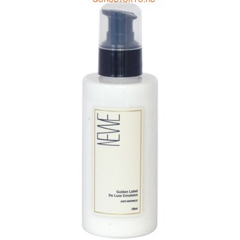 "Newe ""Golden Label De Luxe Emulsion Anti-Wrinkle"" Антивозрастная эмульсия для лица с частицами золота, 150 мл. (фото)"