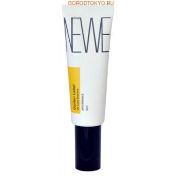 NEWE «Golden Label de Luxe Essence Anti-Wrinkle» Антивозрастная эссенция с частицами золота, 50 мл.