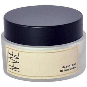 "Newe ""Golden Label De Luxe Cream Anti-Wrinkle"" Антивозрастной крем для лица с частицами золота, 50 г. (фото)"