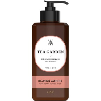 CJ LION «Chamgreen Tea Garden» Средство для мытья посуды «Жасмин», 500 г.