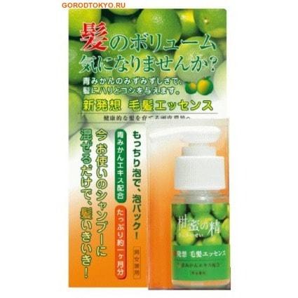 """DIME """"Kamminosei"""" Увлажняющая эссенция для волос с экстрактом зеленого мандарина, 30 мл."""