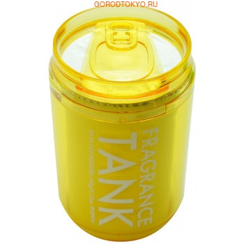 DIAX «Fragrance Tank - Lemon Squash» Гелевый ароматизатор для автомобиля, древесно-цитрусовый аромат, 145 г.