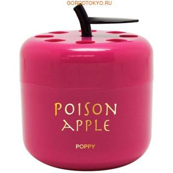 DIAX «Poison Apple - Candy Drop» Гелевый ароматизатор-поглотитель для автомобиля, 90 г.