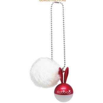 DIAX «Rabbico Charm Pure - Angel Snow» Подвесной освежитель воздуха для автомобиля, аромат цветов, фруктов и ванили, 1,5 г.