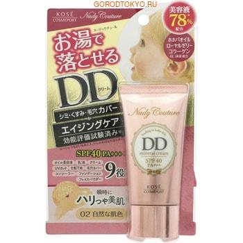 KOSE Cosmeport «Nudy Couture» Минеральный DD-крем для зрелой кожи, SPF 40, натуральный бежевый, 30 г.