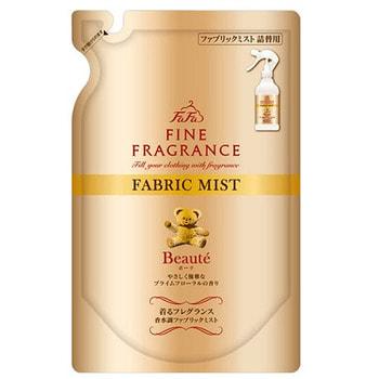 """Nissan """"Fine Fragrance """"Beaute"""" Кондиционер-спрей для тканей с цветочно-мускусным ароматом, сменная упаковка, 230 мл."""