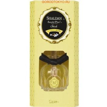 """ST """"Shaldan - Лунное мыло"""" Освежитель воздуха для комнаты, стеклянный флакон + наполнитель + палочки, 45 мл."""