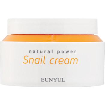 "EUNYUL ""Natural Power Snail Cream"" Крем с муцином улитки, 100 мл."