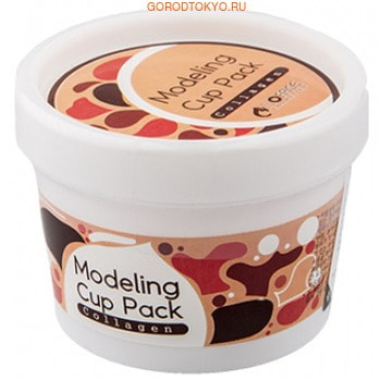 Inoface «Collagen Modeling Cup Pack» Альгинатная маска «Коллаген», 18 г.