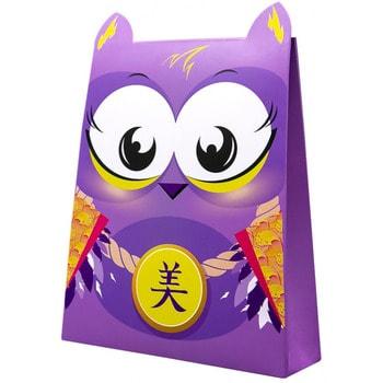 SUN SMILE Набор подарочный косметический «Сова» - маски и патчи для лица. (фото)