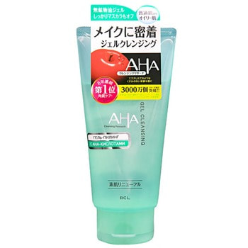 """BCL """"AHA Basic"""" Гель-пилинг для лица очищающий с фруктовыми кислотами, для нормальной и комбинированной кожи, 145 г. (фото)"""