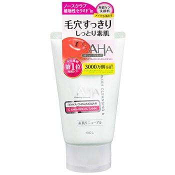 B&C Laboratories «AHA Sensitive» Пенка для лица очищающая с фруктовыми кислотами, для сухой и чувствительной кожи, 120 г. (фото)