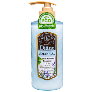"Moist Diane ""Botanical Refresh"" Бальзам-кондиционер ""Питание"", 480 мл. (фото)"