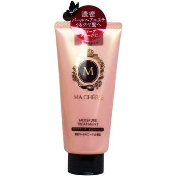 """Shiseido """"Ma Cherie"""" Увлажняющий концентрированный бальзам-уход для волос, с цветочно-фруктовым ароматом, 180 г."""