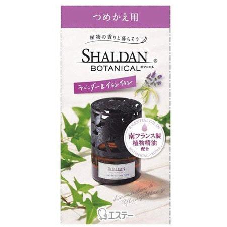 """ST """"Shaldan"""" Освежитель воздуха для комнаты """"Лаванда и иланг-иланг"""" (сменная упаковка - наполнитель + фильтр), 25 мл."""