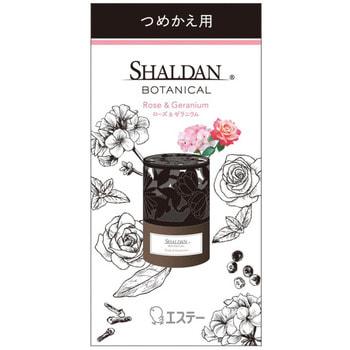 ST «Shaldan» Освежитель воздуха для комнаты «Роза и герань» (сменная упаковка - наполнитель + фильтр), 25 мл.