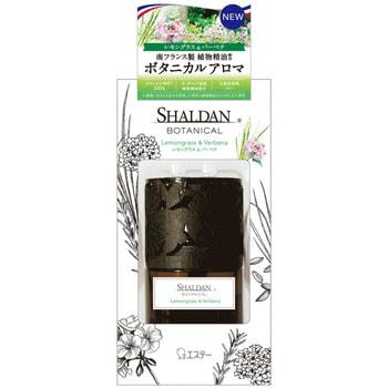 ST «Shaldan» Освежитель воздуха для комнаты «Лемонграсс и вербена», 25 мл.