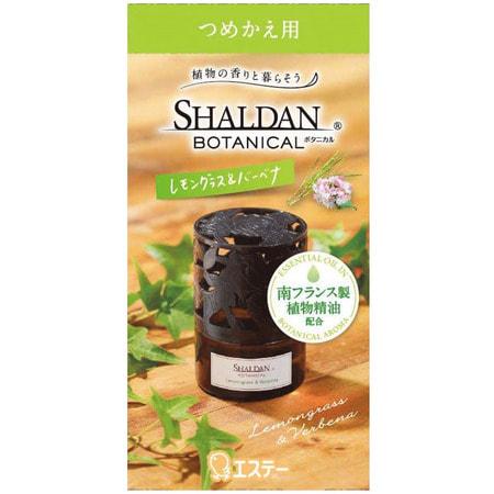 ST «Shaldan» Освежитель воздуха для комнаты «Лемонграсс и вербена» (сменная упаковка - наполнитель + фильтр), 25 мл.