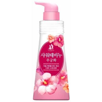 "Mukunghwa Жидкое мыло для тела ""Ароматерапия - цветы"", 500 мл."