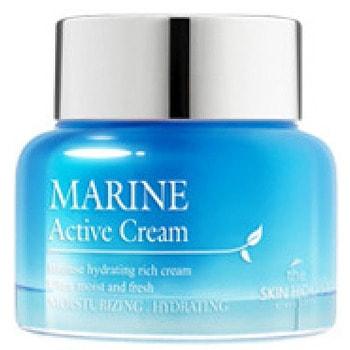 "The Skin House ""Marine Active Cream"" Интенсивно увлажняющий крем для лица, 50 мл."