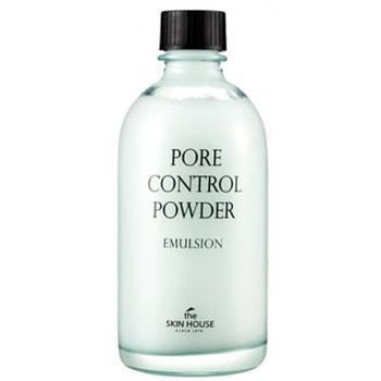 Купить со скидкой THE SKIN HOUSE «Pore Control Powder Emulsion» Себорегулирующая эмульсия, 130 мл.