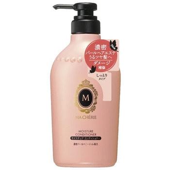 """Shiseido """"Ma Cherie"""" Увлажняющий кондиционер для волос, с цветочно-фруктовым ароматом, 450 мл."""