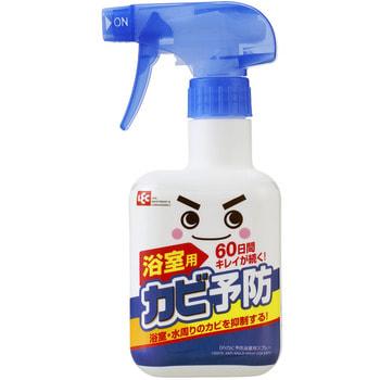 LEC Спрей для предотвращения появления плесени в ванной комнате, 320 мл.