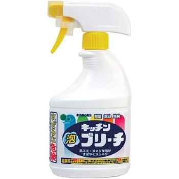 Mitsuei Универсальный пенный кухонный отбеливатель с эффектом распыления, 400 мл.Для кухни<br>Это средство станет незаменим помощником в поддержании чистоты на кухне.  Благодаря распылителю, средство невероятно удобно и экономично.  Пена легко удаляет любые  загрязнения.  Прекрасно отбеливает кухонные полотенца и салфетки.  Дезинфицирует кухонные поверхности, разделочные доски.  Средство прекрасно очищает, отбеливает и дезинфицирует кружки и ложки.  Отбеливатель устранит неприятные запахи и предотвратит размножение микробов.<br>
