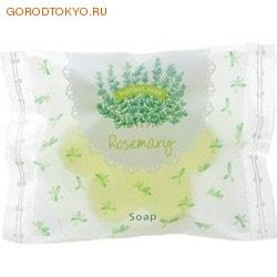MASTER SOAP Косметическое туалетное мыло Розмарин, 25 гр.Туалетное кусковое мыло<br>Косметическое туалетное мыло Розмарин, 25 гр.  Описание: Твёрдое прозрачное косметическое мыло прекрасно очищает кожу. Мыльная основа содержит только натуральные растительные компоненты.  За счет входящих в состав увлажняющих компонентов (пальмовое масло, экстракт листьев розмарина, маточное молочко пчёл) предотвращает сухость и шелушение, великолепно смягчает кожу, делая ее гладкой и здоровой.<br>