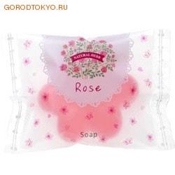 """Фото MASTER SOAP Косметическое туалетное мыло """"Роза"""", 25 гр.. Купить с доставкой"""